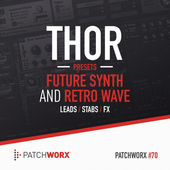 Patchworx 70 Future Synth and Retro MULTiFORMAT-AUDIOSTRiKE