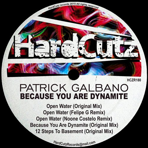 Patrick Galbano - Because You Are Dynamite [HCZR180]