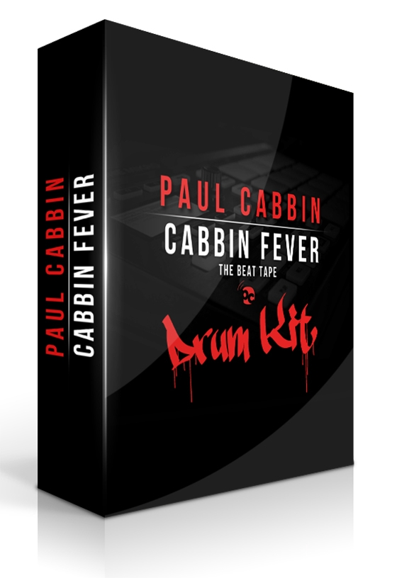 Paul Cabbin Cabbin Fever Drum Kit WAV