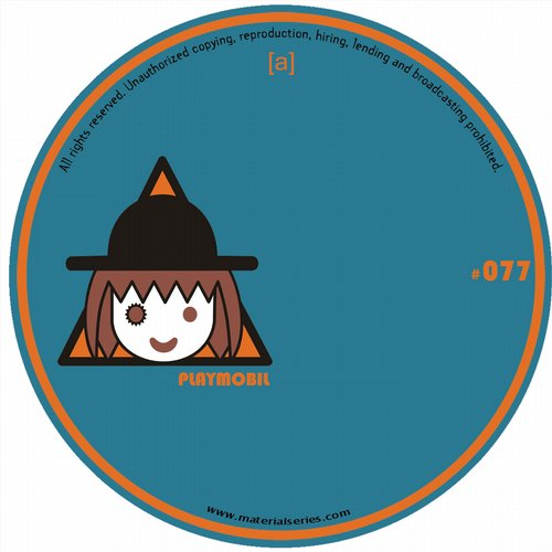 Paul Cart, Matteo Floris - ROLLGIRL [PLAYMOBIL077]