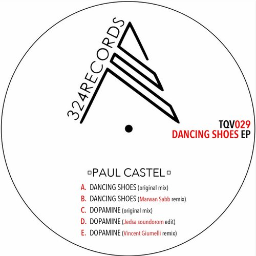 Paul Castel - Dancing Shoes EP [TQV029]