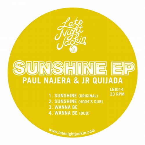 Paul Najera, Jr. Quijada - Sunshine [LNJ014]