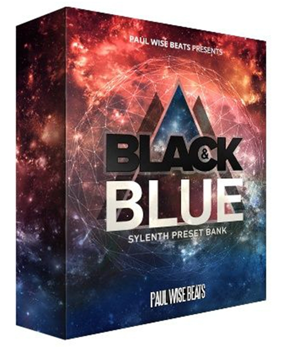 Paul Wise Beats Black and Blue Sylenth Preset Bank
