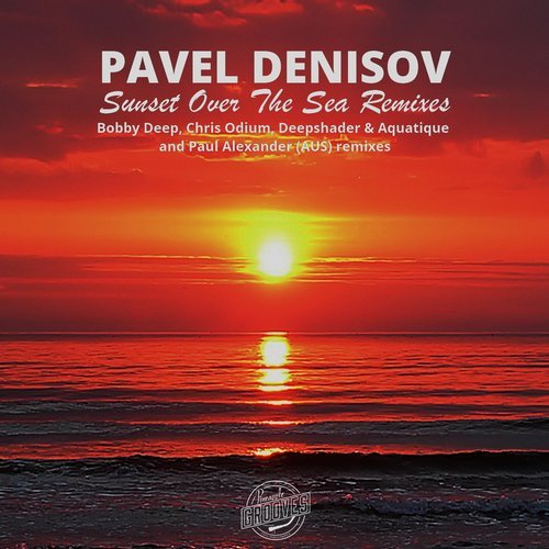 Pavel Denisov - Sunset Over The Sea [PG 045]