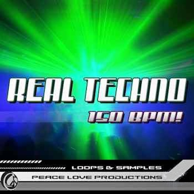 Peace Love Productions Real Techno ACiD WAV AiFF REX-KRock