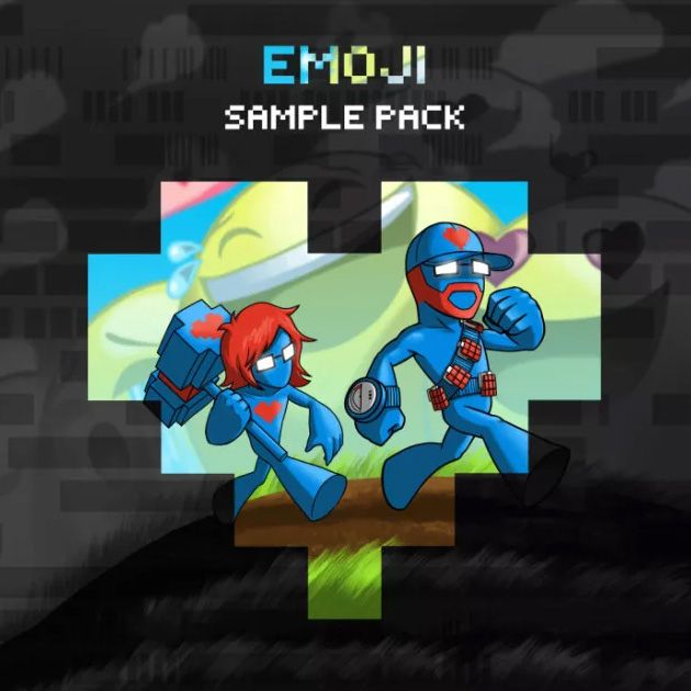 Pegboard Nerds Emoji Sample Pack WAV NMSV FXP