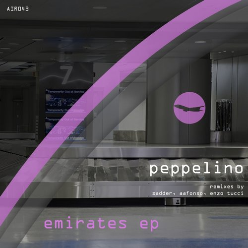 Peppelino - Emirates EP [AIR043]