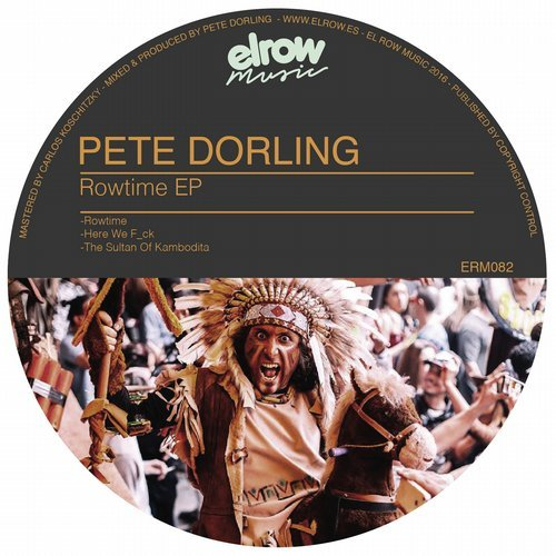 Pete Dorling - Rowtime EP [ERM 082]
