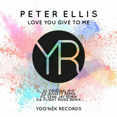 Peter Ellis - Love You Give To Me [YR 094]