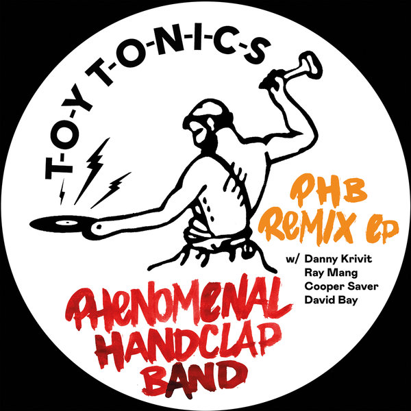 Phenomenal Handclap Band – Remain Silent (Incl. Superpitcher Remix) [TOYT097]