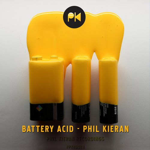 Phil Kieran - Battery Acid EP [PKRD028]