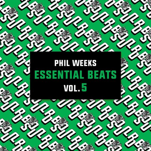 Phil Weeks - Essential Beats, Vol. 5 [ROBSOULCD26]