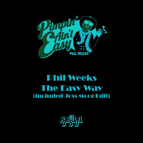 Phil Weeks - The Easy Way [RBLP05S2]