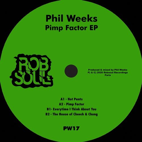 Phil Weeks – Underground Chronicles Vol. 4 [RBCD43]