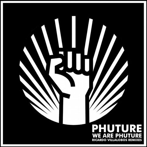 Phuture - We Are Phuture (Ricardo Villalobos Phutur I - IV Remixes) [GPM432]