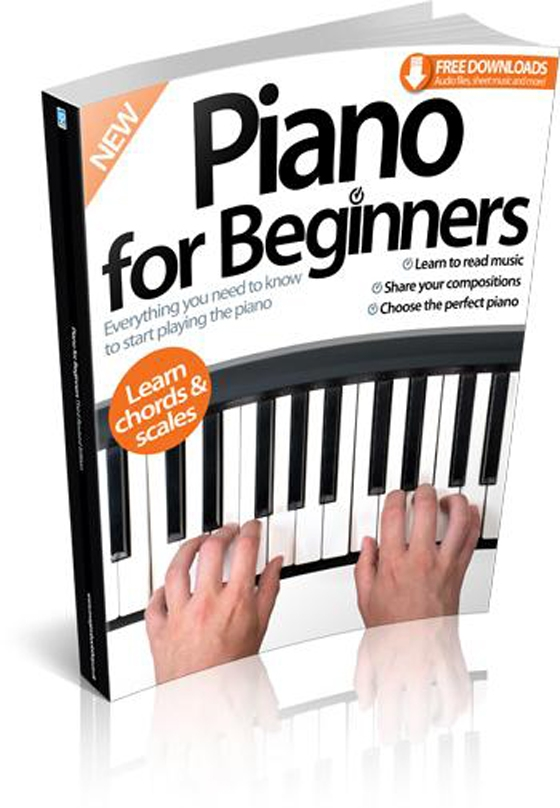 Piano For Beginners 3rd Revised Edition