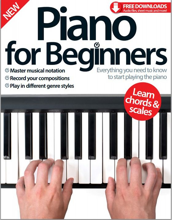 Piano for Beginners Fifth Edition