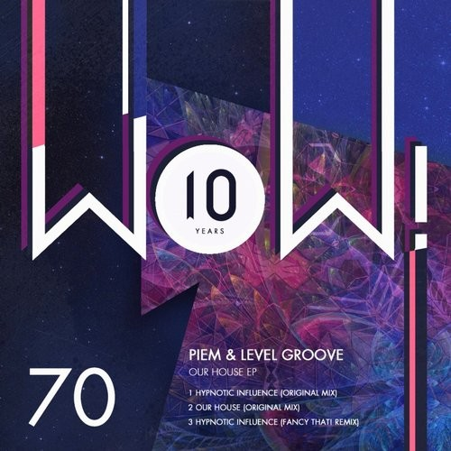 Piem freakin lps162 for Groove house music