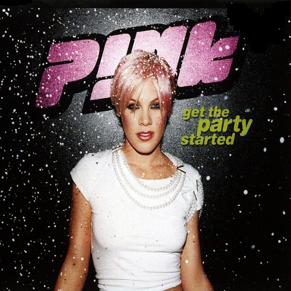 Pink Let's Get The Party Started Remix Stems WAV