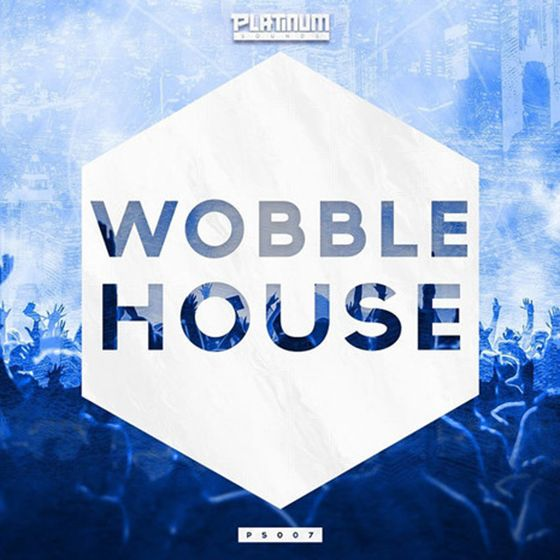 Platinum Sounds Wobble House WAV MiDi