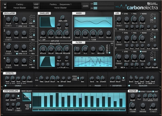 Plugin Boutique Carbon Electra v1.1 WiN/MAC