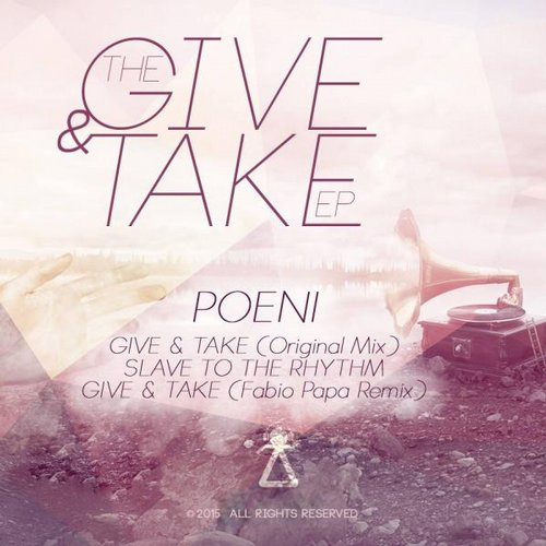 Poeni - The Give & Take EP [IMUSICIANA25174]