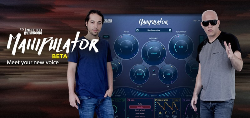 Polyverse Infected Mushroom Manipulator v0.904 WiN/MAC with Serial