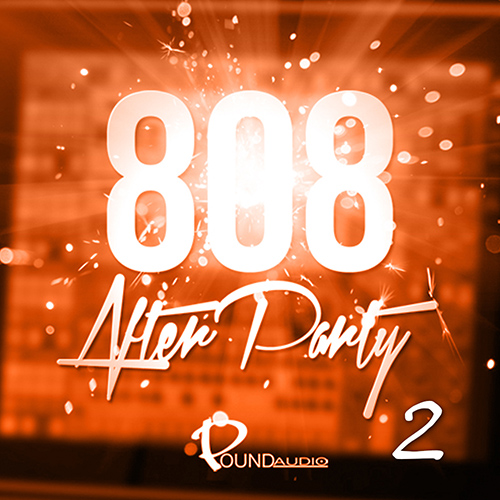 Pound Audio 808 After Party 2 WAV MiDi-DISCOVER