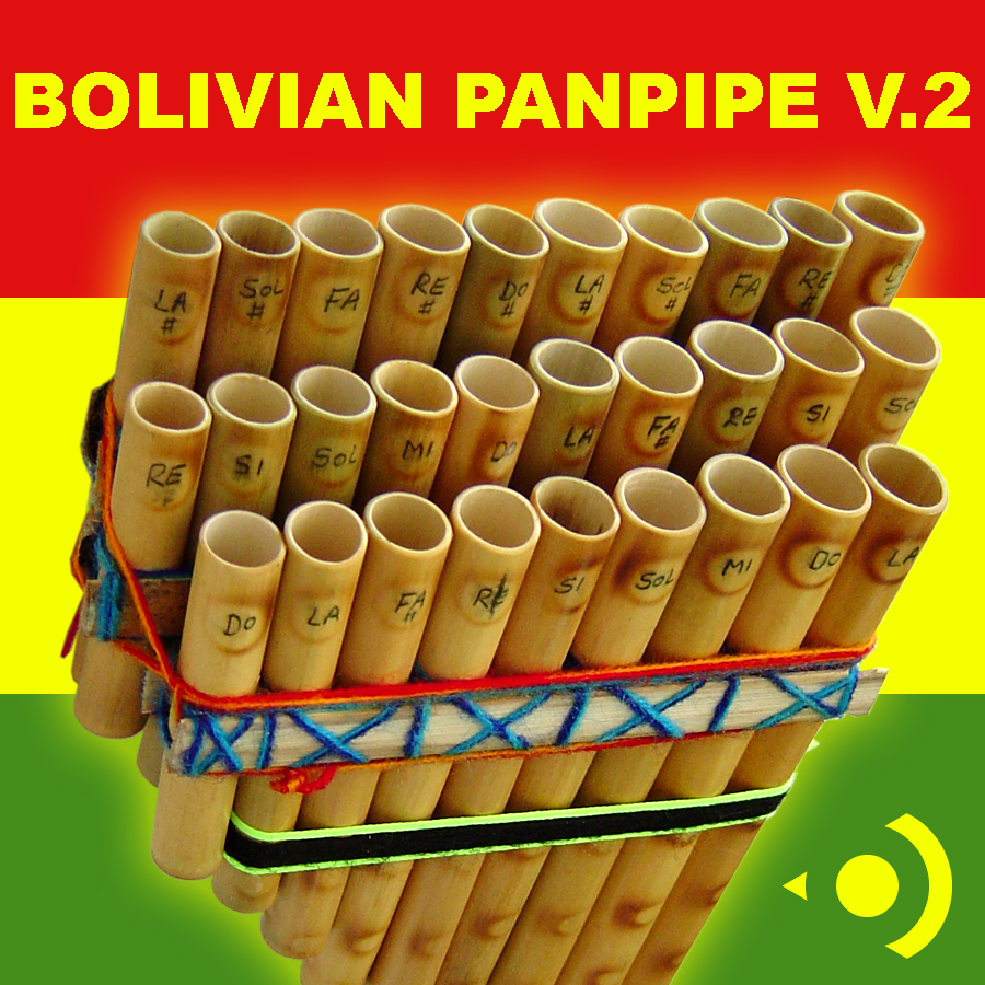 Precisionsound Bolivian Panpipe MULTiFORMAT-SPiRiT