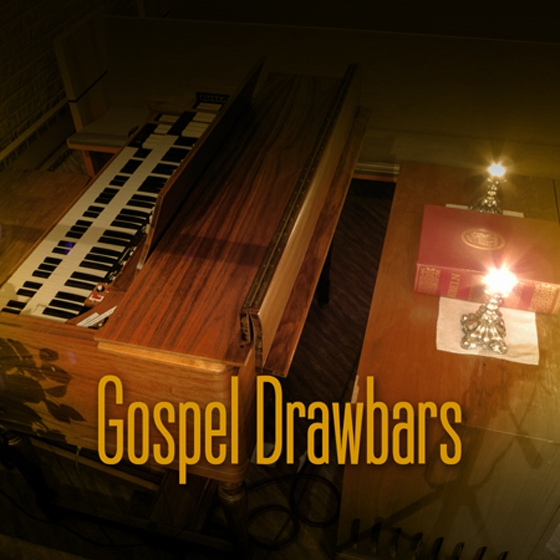 Precisionsound Gospel Drawbars MULTiFORMAT