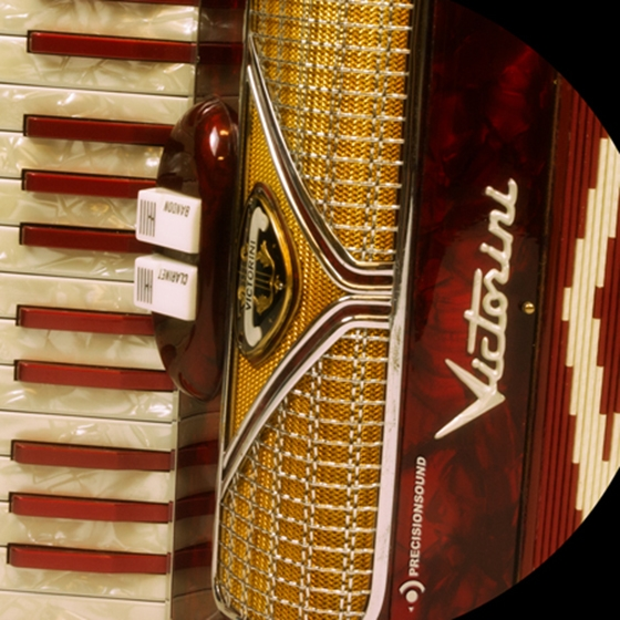Precisionsound Victorini Accordion MULTiFORMAT