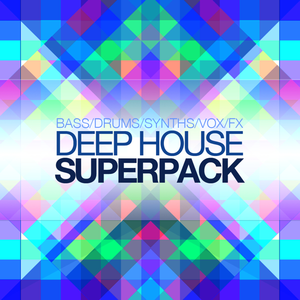 Premier Sound Bank Deep House Superpack ACID WAV-DISCOVER