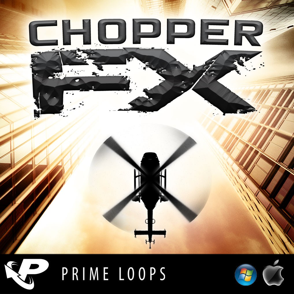 Prime Loops Chopper FX ACiD WAV