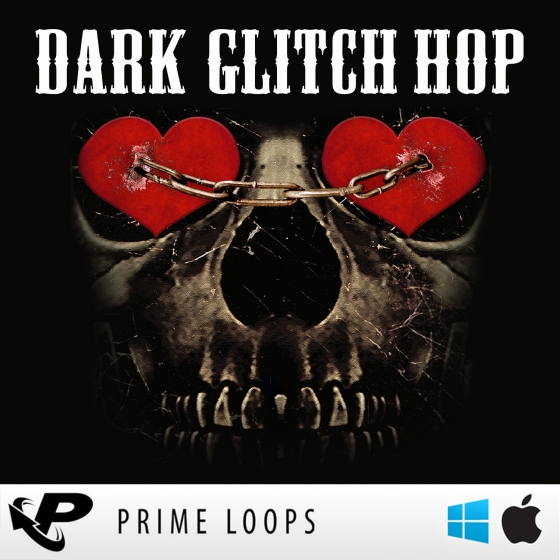 Prime Loops Dark Glitch Hop ACiD WAV