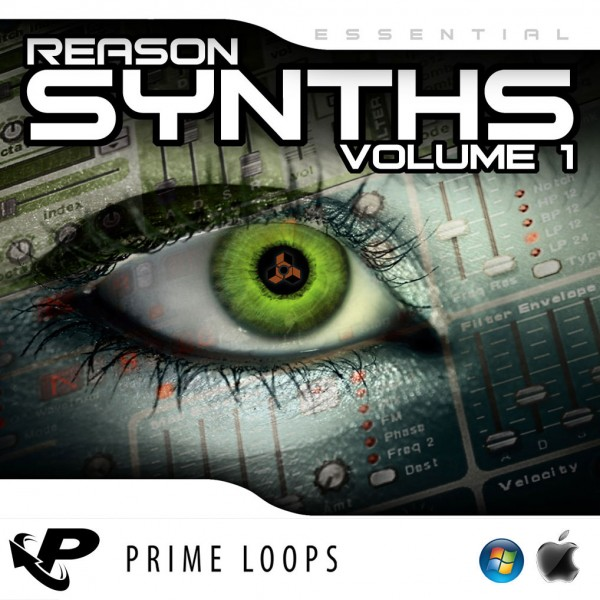 Prime loops essential reason synths refill sos for Classic house synths