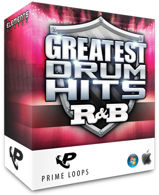 Prime Loops Greatest Drum Hits RnB MULTIFORMAT-DISCOVER