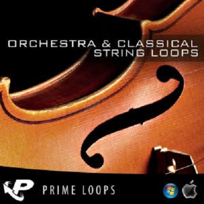 Prime Loops Orchestra and Classical String Loops WAV
