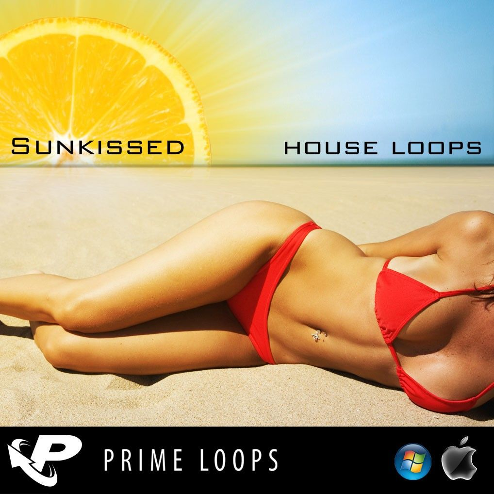 Prime Loops Sunkissed House Loops ACID WAV