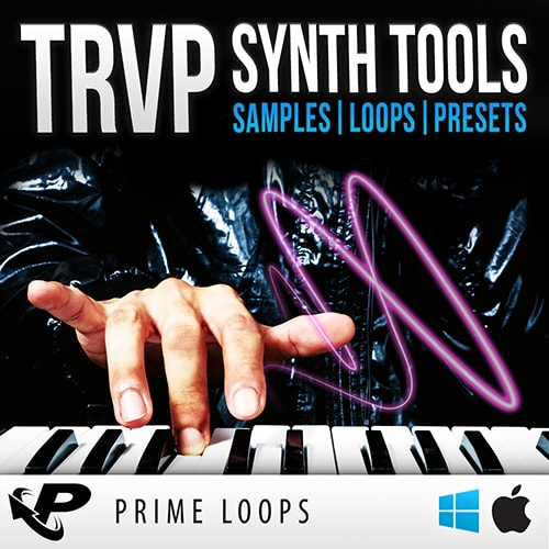 Prime Loops Trap Synth Tools WAV Sylenth and Massive Presets