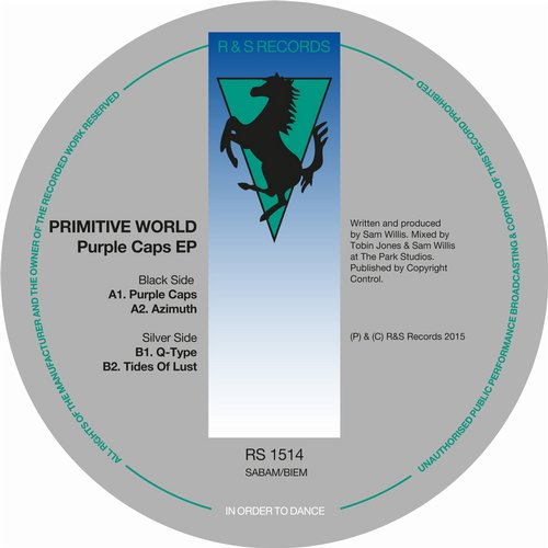 Primitive World – Purple Caps EP [RS1514D]