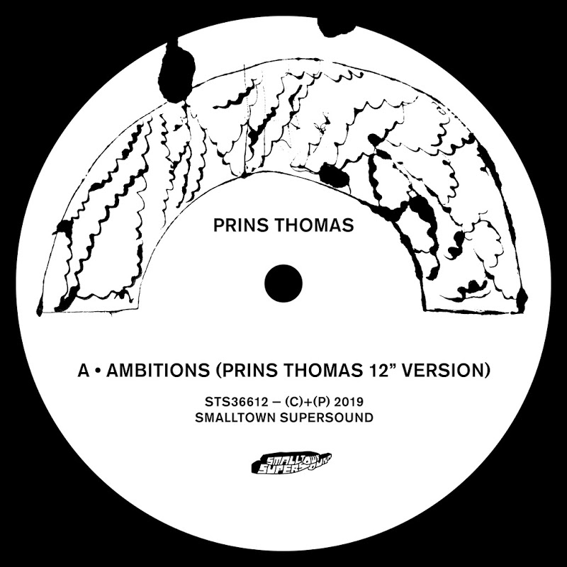 Prins Thomas – Ambitions Remixes I [STS366DIGITAL]
