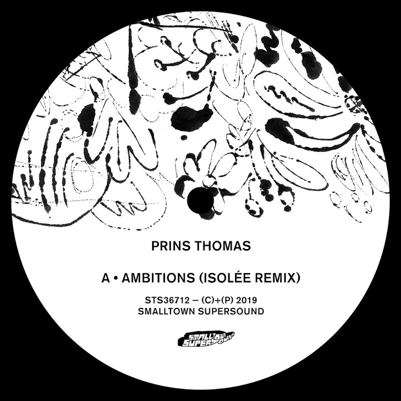 Prins Thomas – Ambitions Remixes II [STS367DIGITAL]