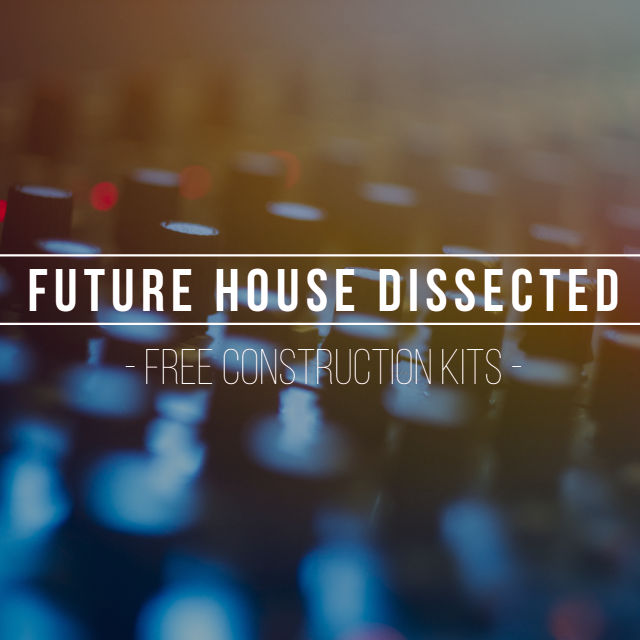 Pro Music Producers Future House Dissected ACID WAV MIDI ALS