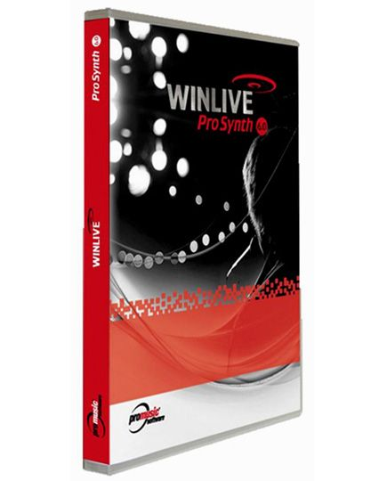 Pro Music Software WinLive Pro Synth 6.0.0.5