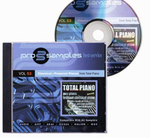 Pro Samples Vol.53 Classical Prepared Pianos Multiformat-CoBaLT