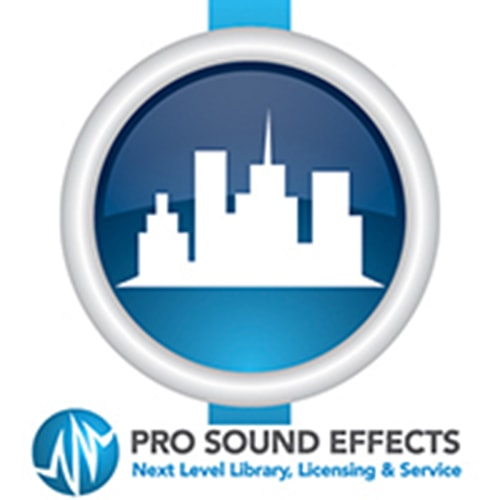 Pro Sound Effects Ambience Sound Effects Traffic 1 WAV