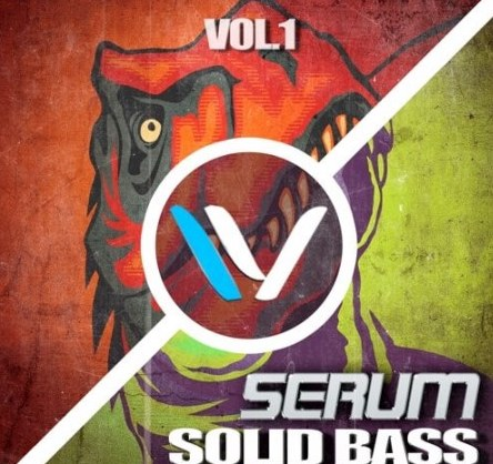 ProWave Studio Solid Bass Vol.1 Synth Presets