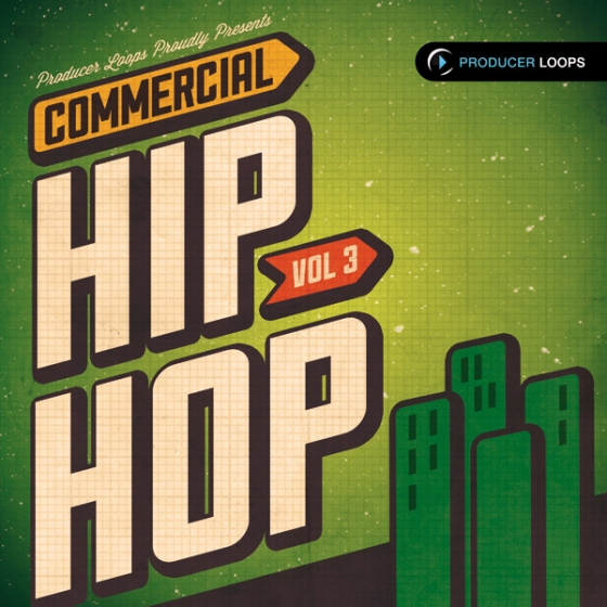Producer Loops Commercial Hip Hop Vol 3 ACiD WAV
