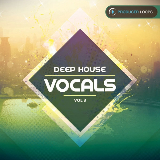 Producer Loops Deep House Vocals Vol 3 ACiD WAV AiFF MiDi-DISCOVER