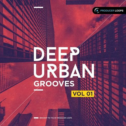 Producer Loops Deep Urban Grooves Vol 1 MULTiFORMAT DVDR
